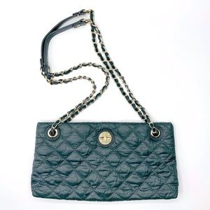 LIKE NEW DKNY Quilted Chainstrap Bag